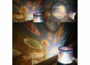Ночник проектор Ocean Master (Океан Мастер) оригинальный с адаптером питания
