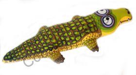 Игрушка особо прочная Крокодил Fat Cat