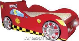 Детская кровать - машинка Формула