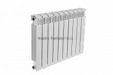 Биметаллический радиатор Vivaldo Platinum 500/80 4 секции