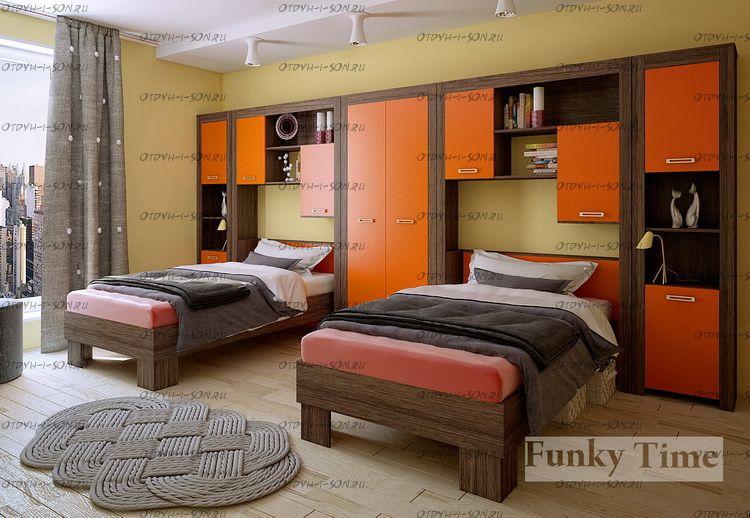 Детская комната Фанки Тайм №7