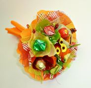 """Букет из конфет №330 """"Осенины"""""""