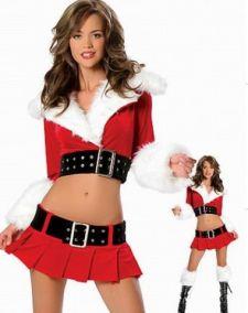 Новогодний костюм  снегурочки