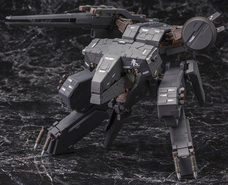 Фигурка Metal Gear REX Black ver.