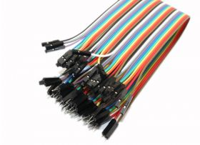 40 контактный кабель М-П (упаковка 40 шт.)