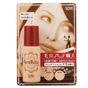 Основа под макияж с 3D эффектом, SPF 24 Sana
