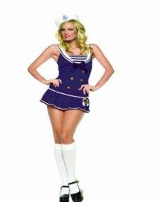 Игровой костюм морячки