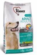 1st Choice Adult для собак облегченный