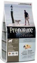 Pronature Holistic д/собак для кожи и шерсти, лосось с рисом