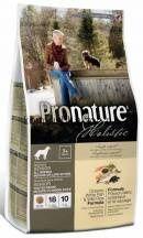 Pronature Holistic д/собак океаническая белая рыба с рисом