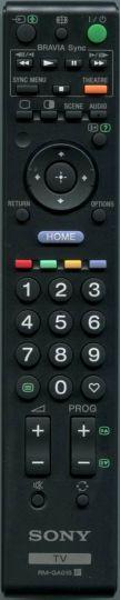 Пульт Sony RM-GA015