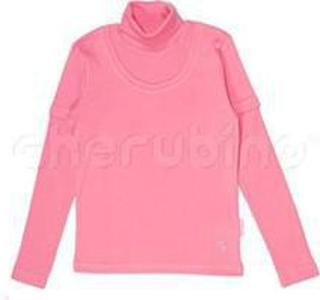 Джемпер розового цвета для девочки