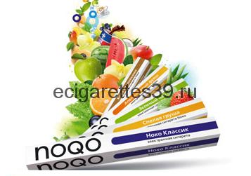 Одноразовая электронная сигарета NOQO