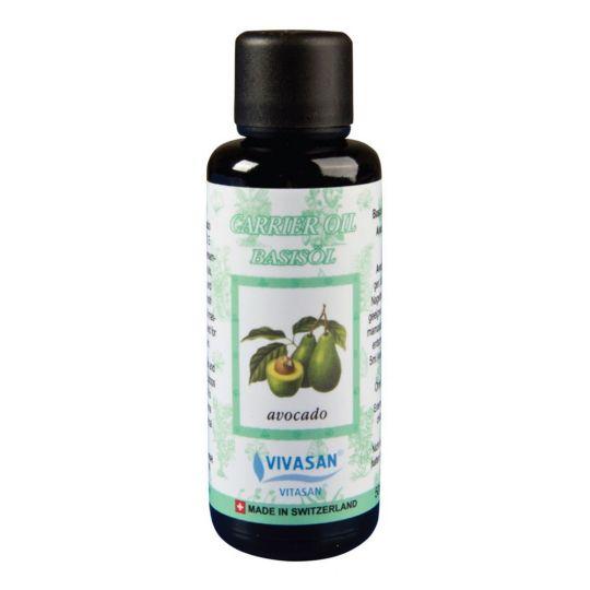 Массажные масла - Натуральное масло Авокадо