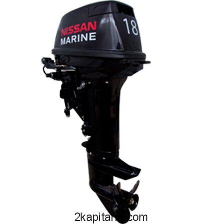 Лодочный Мотор Nissan (Ниссан) NS 18 E2 1