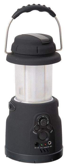 Фонарь  Focusray  487 (кемпинг электродинамо с радио)