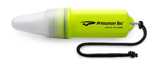 Фонарь  Princeton Tec Eco Flare Neon Yellow для дайвинга