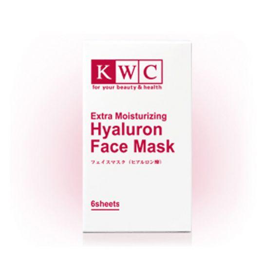 KWC Экстраувлажняющая маска с гиалуроновой кислотой