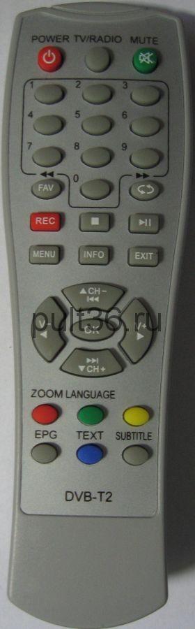 Пульт World Vision T40 DVB-T2
