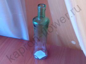 Ваза-бутылка