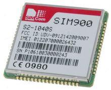 SIM900 GPRS/GSM модуль (4 диапазона)