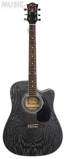 FUSION F-111CE/TBL Электроакустическая гитара