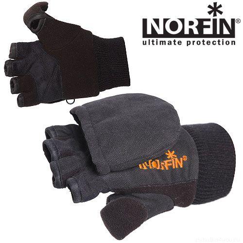 Купить Перчатки-варежки Norfin JUNIOR c магнитом