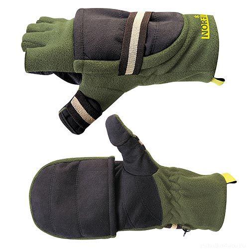 Купить Перчатки-варежки Norfin отстегиващиеся 703080