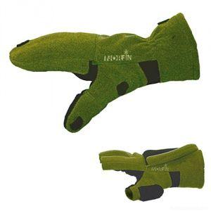 Купить Перчатки-варежки ветрозащитные Norfin 73 отстегивающиеся 701103