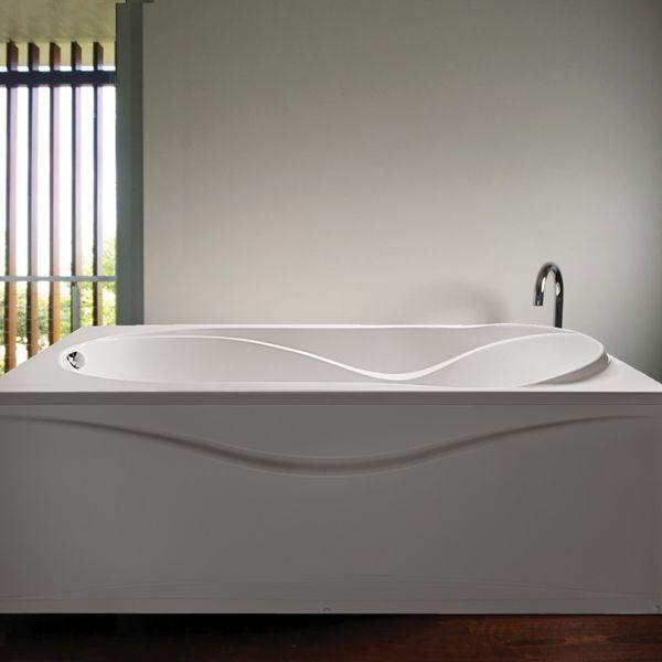Акриловая ванна 180х90 EUROLUX  Аполлония