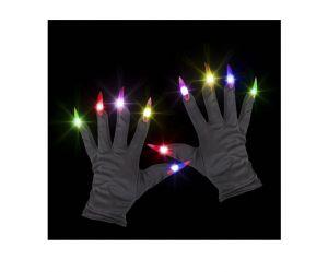Перчатки вампира (светящиеся)