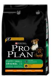 Pro Plan Puppy Small для щенков мелких пород