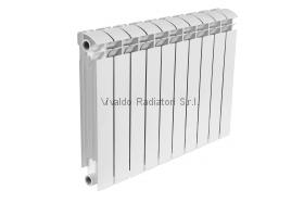 Биметаллический радиатор Vivaldo Super Bimetal 500/100 4 секции