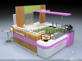 Yogurt bar