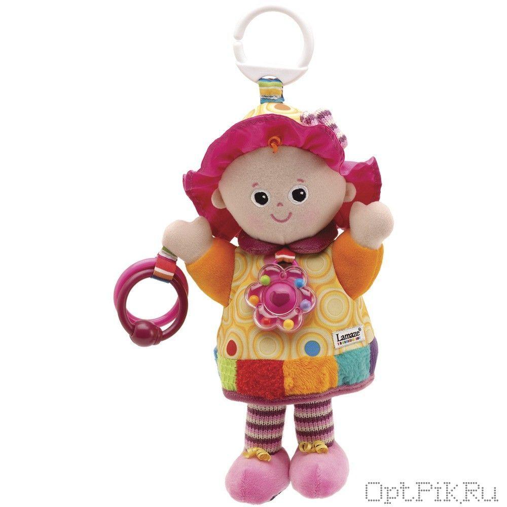 Игрушка Lamaze Кукла Эмилия