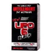 Nutrex ​LIPO-6 Black Ultra Concentrate (60 капс.)