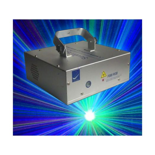 BIG DIPPER F-088RGB Лазер (красный + зеленый + синий)