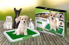 Лоток для обучения собак