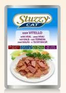 STUZZY CAT для кошек с телятиной