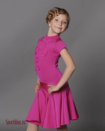 "Платье для танцев ""Роза"""