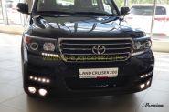 Передняя альтернативная оптика  Brownstoune для Toyota Land Cruiser 200