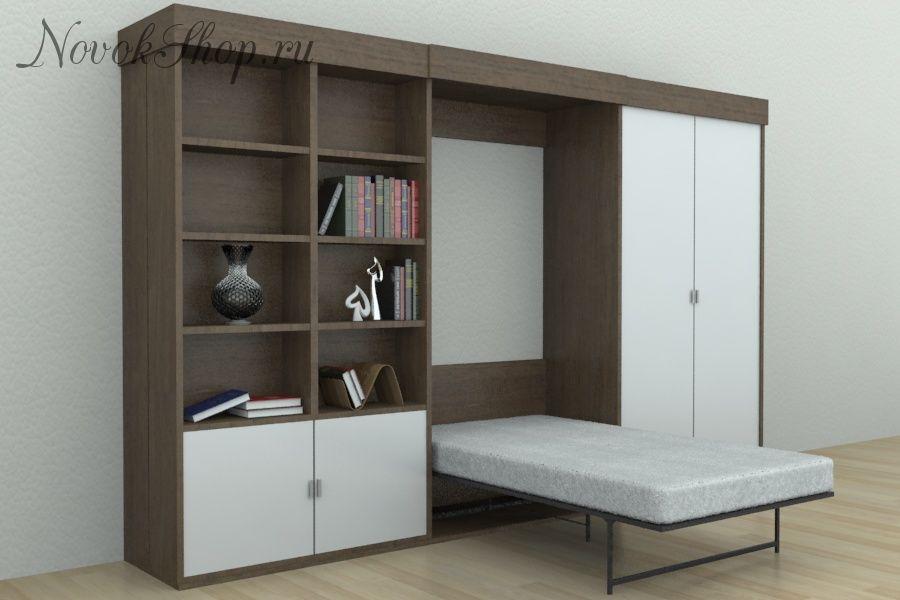 Шкаф-кровать, трансформер ATLAS