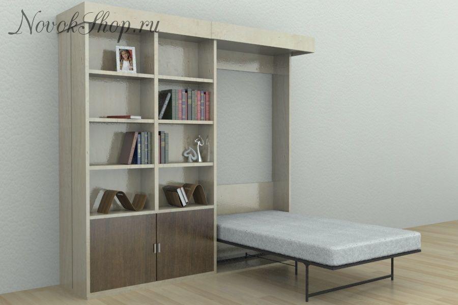 Шкаф-кровать трансформер BELAGIO