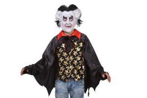 Костюм Дракулы с маской