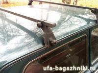 Багажник на крышу на ВАЗ 2121 - Нива, Атлант - стальные дуги