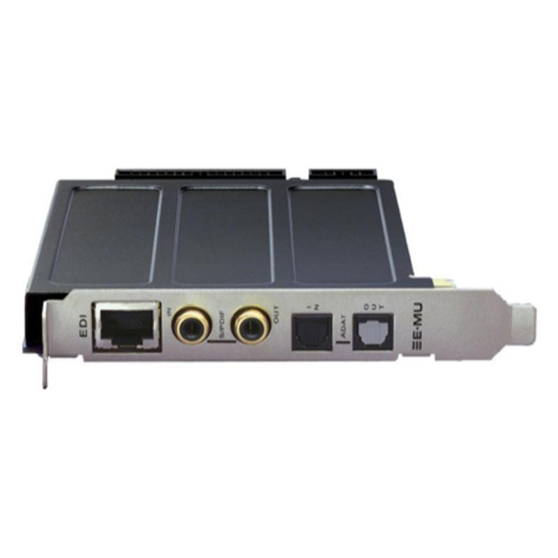 Creative Professional E-MU 1010 PCI-E Звуковая карта
