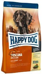 Happy Dog Supreme Toscana (утка + лосось)