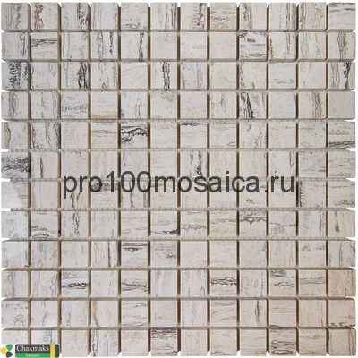 VANILLA WOOD 23х23. Мозаика Anatolian Stone, 305*305 мм (CHAKMAKS)