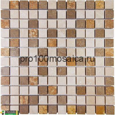 SANTAL 23х23. Мозаика Anatolian Stone, 305*305 мм (CHAKMAKS)