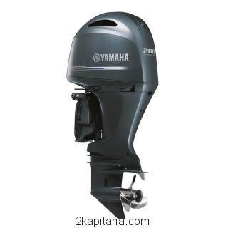 Лодочный мотор Yamaha (Ямаха) F 200 FETX